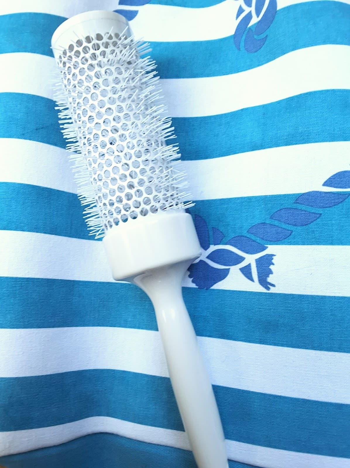 Il mio hairstyling con Jäneke e la spazzola termica!