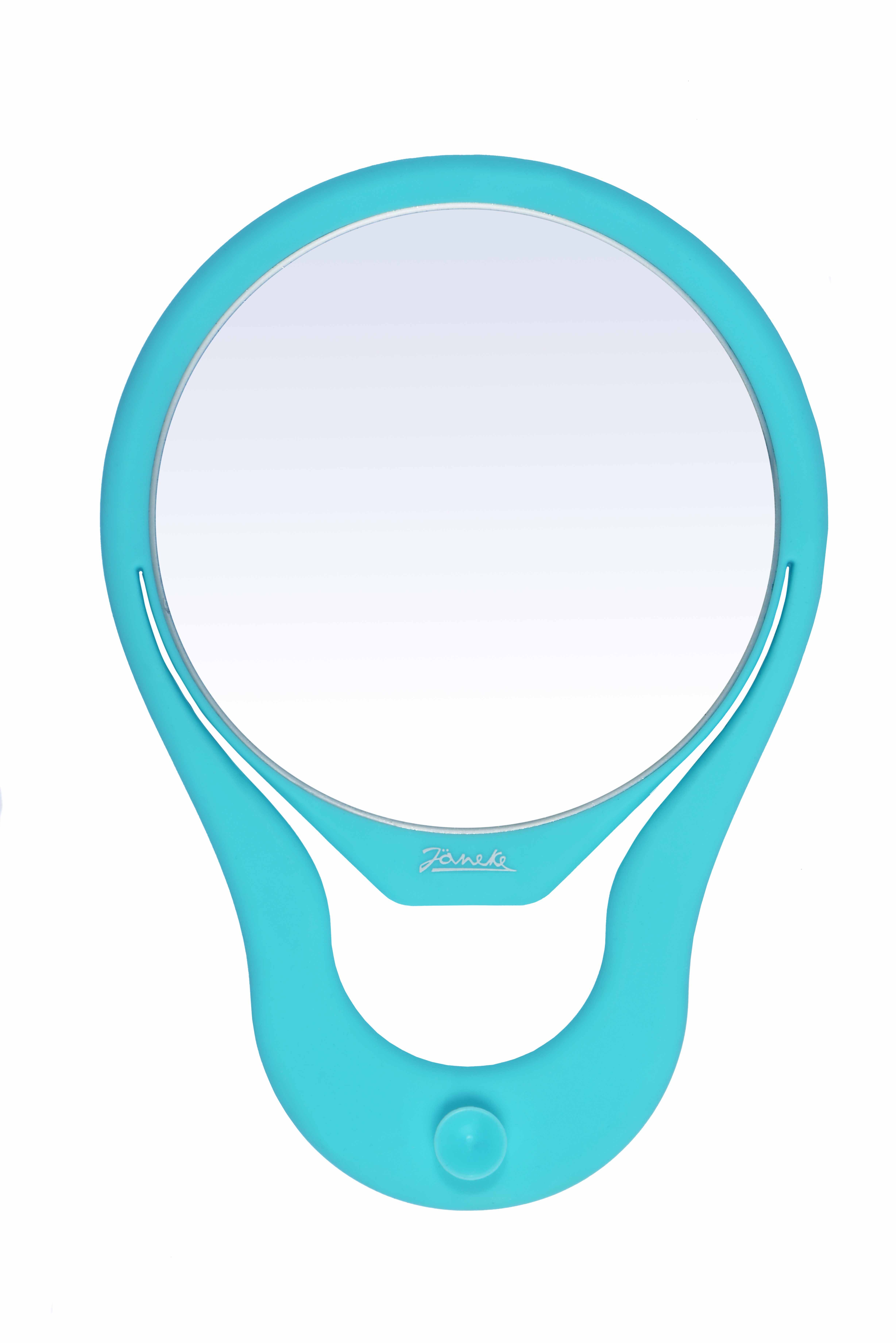 Зеркало настольное силиконовое на присоске Диаметр 120 Код 10445-TSE