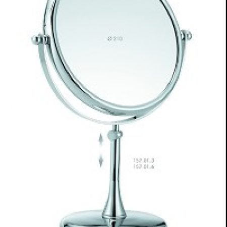 Table make-up mirrors Magnification X3, Diameter 210 Cod. 157.01.03