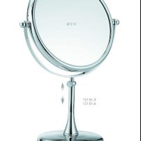 Зеркало настольное на подставке Увеличение x3 Диаметр 210 Код 157.01.03