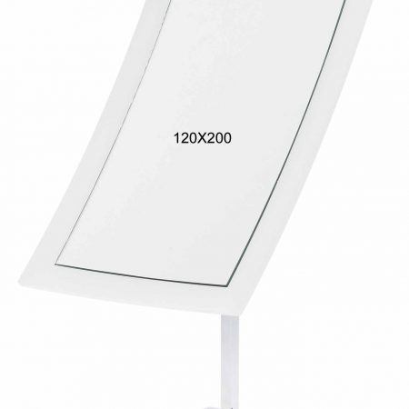 Table make-up mirror, Diameter 120x200mm Cod. 189.01