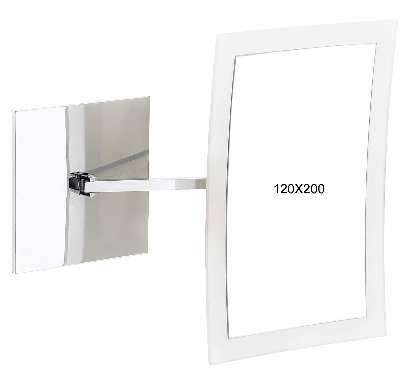 Specchio da muro Diametro 120x200mm Cod. 190.01 - Janeke 1830