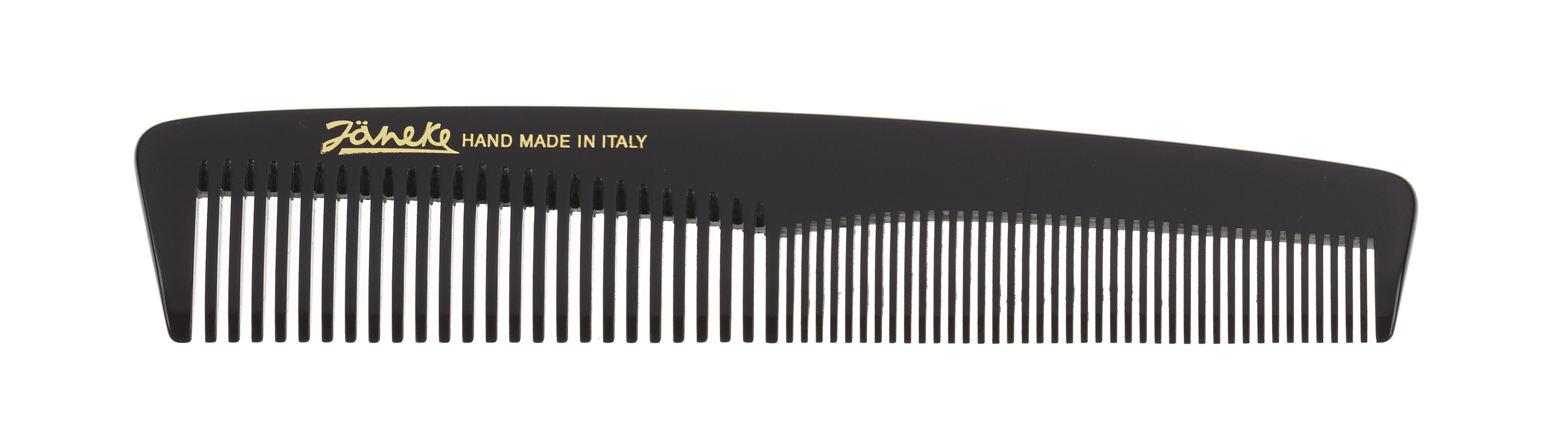 Black toilette comb Cod. 24152