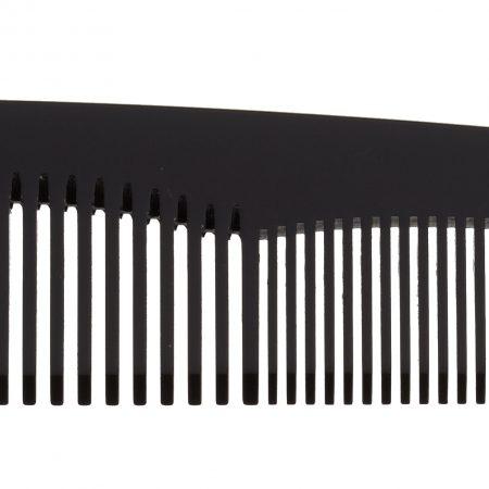 Расчёска для волос чёрная Код 24664