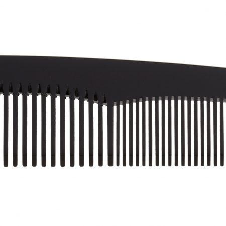 Расчёска для волос чёрная Код 24666