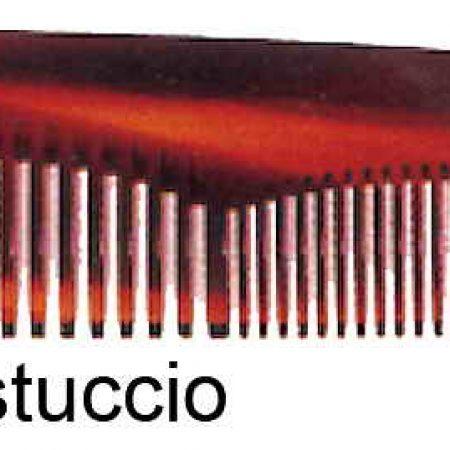 Мужская карманная расчёска в футляре имитация под черепаху Код 26136