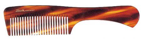 Расчёска с ручкой имитация под черепаху Код 26677