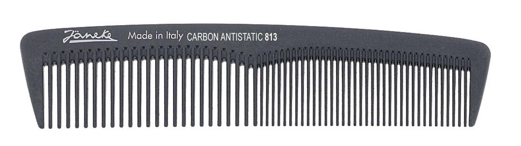 Расчёска карбоновая Код 55813