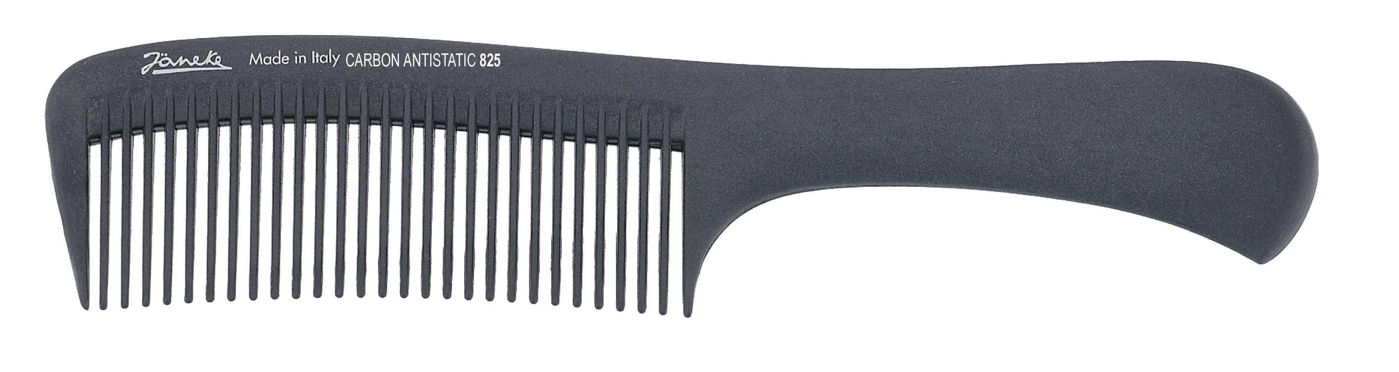 Handle comb for hair colour application 22,5 cm Cod. 55825
