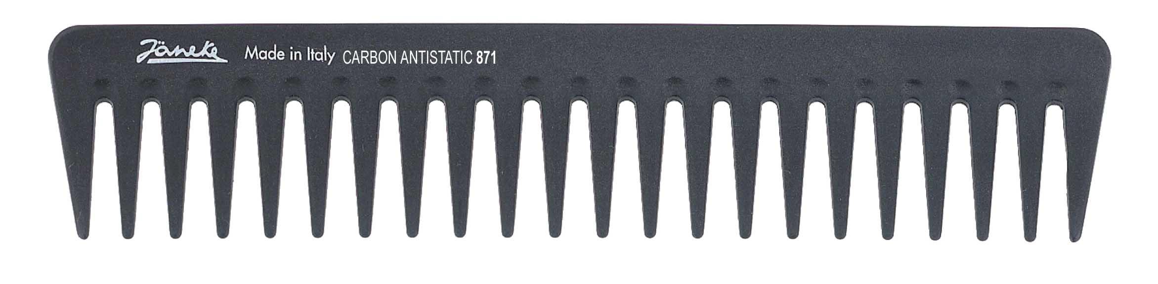 Gel application comb 19 cm Cod. 55871