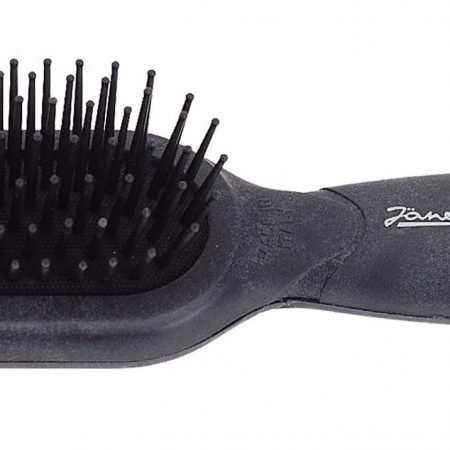 Carbon ber pneumatic brush 22 cm Cod. 55SP28