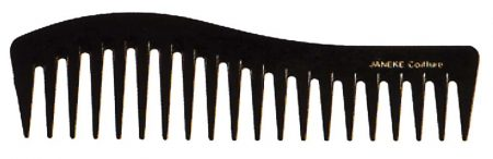 Wavy comb for gel application 18 cm Cod. 57805