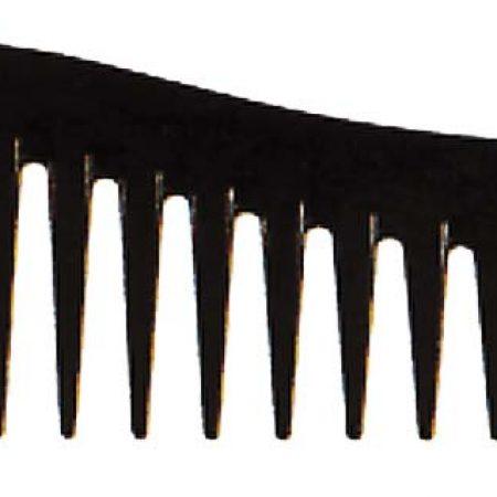 Расчёска волнистая для распределения геля 18см Код 57805