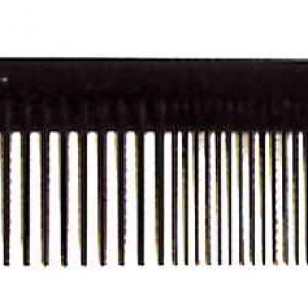 Wide and ne teeth waving comb 21,5 cm Cod. 57819