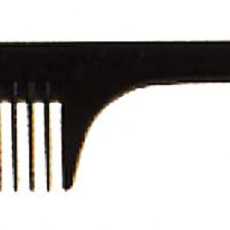 Wide-teeth, long tail comb 21 cm Cod. 57822