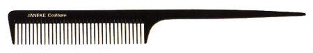 Wide-teeth, long tail comb 21 cm Cod. 57822
