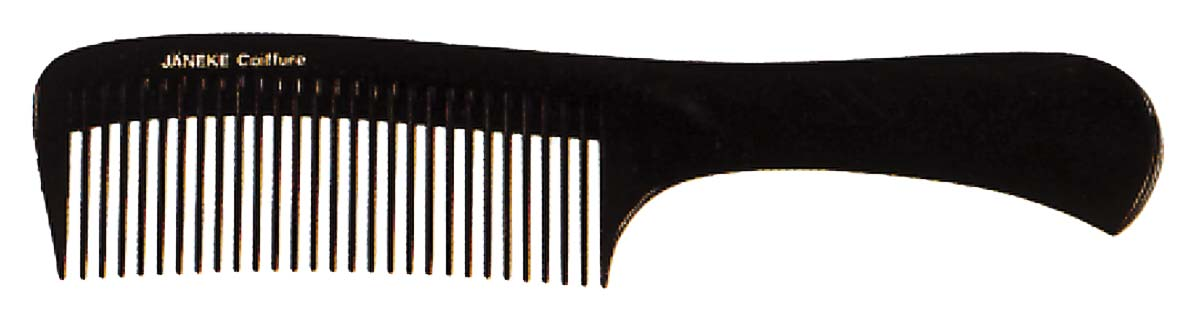 Handle comb for hair colour application 22 cm Cod. 57825