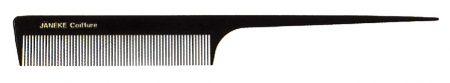 Fine-teeth tail comb 21 cm Cod. 57860