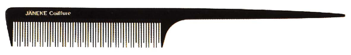 Wide-teeth tail comb 21 cm Cod. 57861