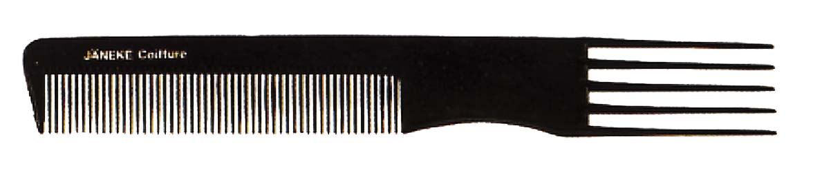 Расчёска-вилка 20,5см Код 57862