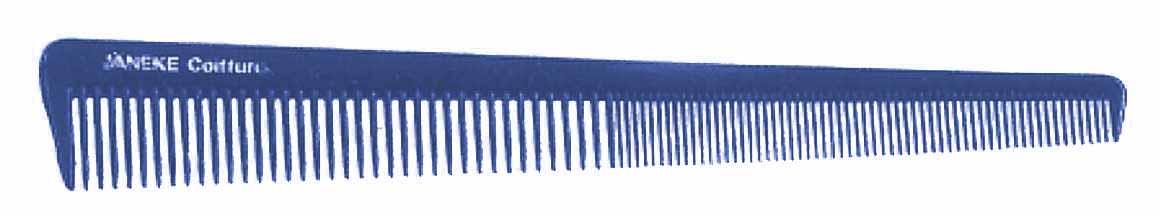 Расчёска Мужской парикмахер 19см Код 59807