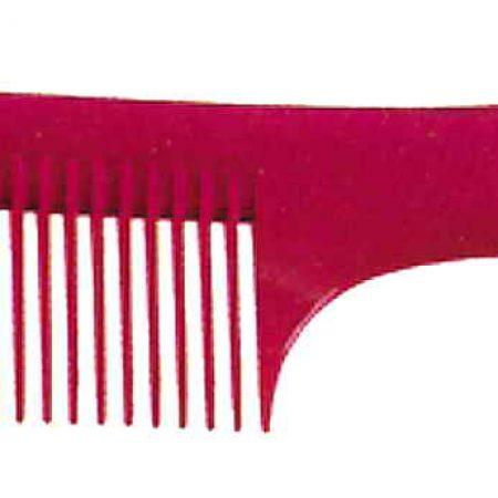 Handle comb for hair colour application 22 cm Cod. 59825