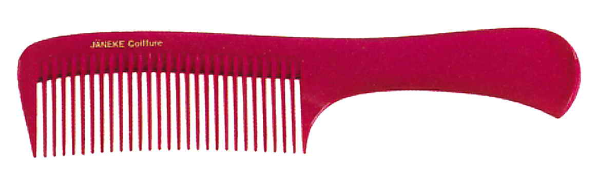 Handle comb for hair colour application 22 cm Cod. 59825