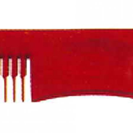 Comb with metal pick 19,5 cm Cod. 59877