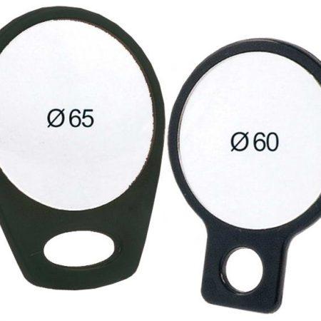Handbag mirror Diameter 60 Cod. 71421 NER