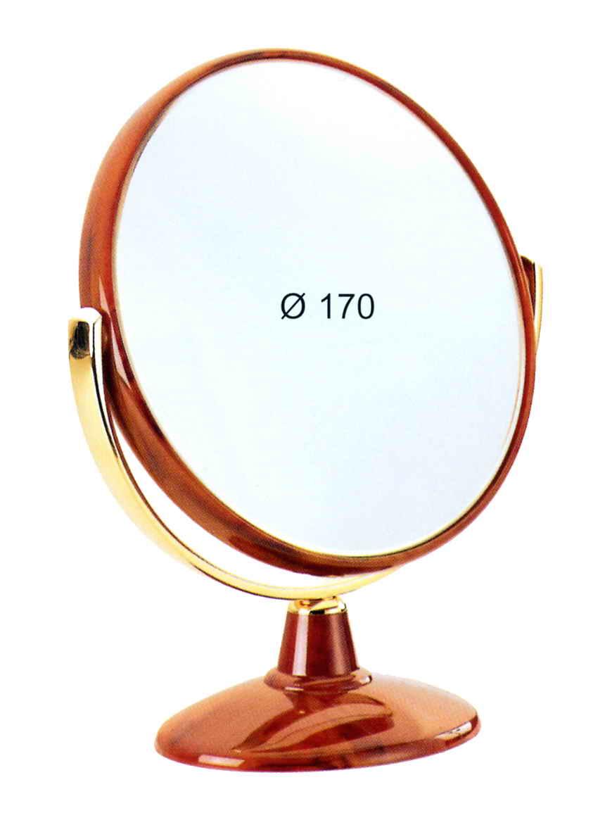 Specchio da tavolo tartaruga ingrandimento x3 diametro 170 - Specchio ingrandimento ...