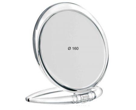 Зеркало прозрачное настольное Увеличение x3 Диаметр 170 Код 80443.3 TRA