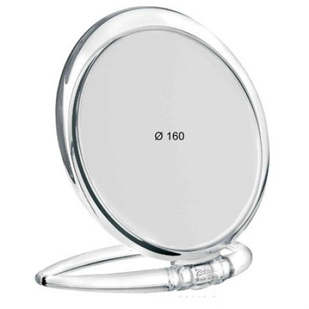 Trasparent table mirror, Magnification X3, Diameter 170 Cod. 80443.3 TRA
