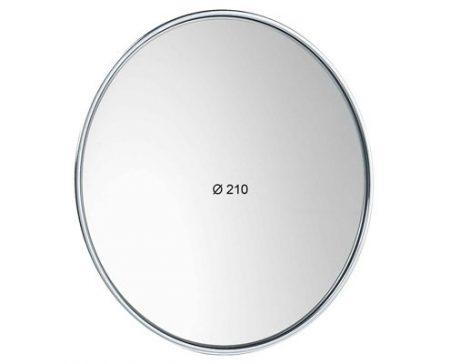 Зеркало с присосками Увеличение x3 Диаметр 210 Код 80509.3 TRA