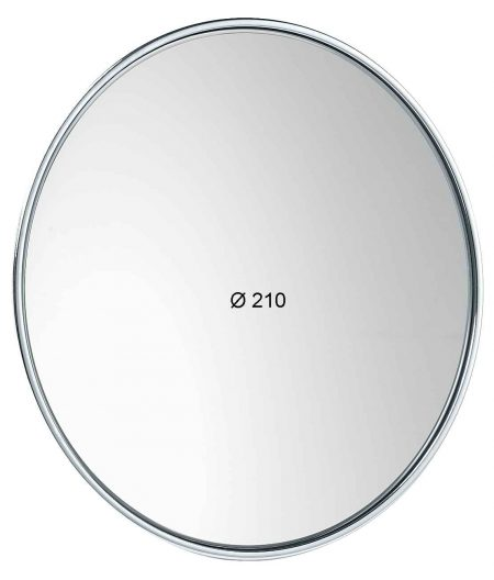 Mirror with suction cups, Magnification X3, Diameter 210 Cod. 80509.3 TRA