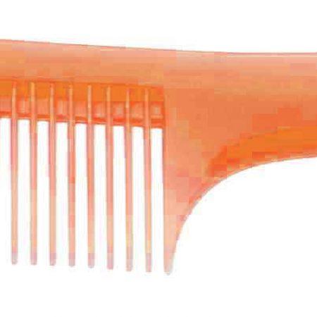 Расчёска с ручкой для распределения краски 22см Код 82825-ARA