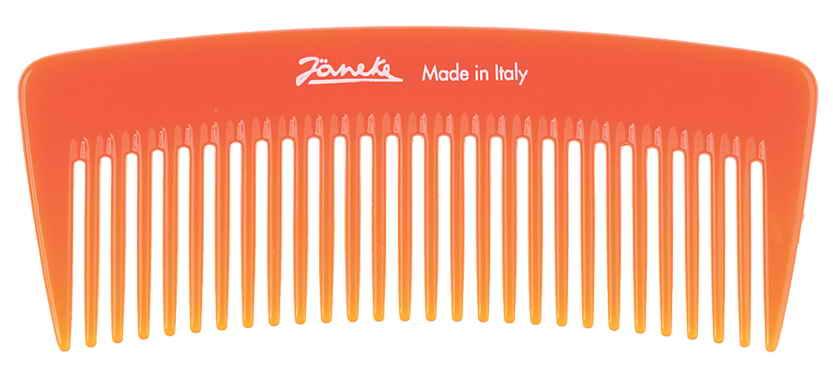Гребень с редкими зубьями для создания причёски 12см Код 82855-ARA
