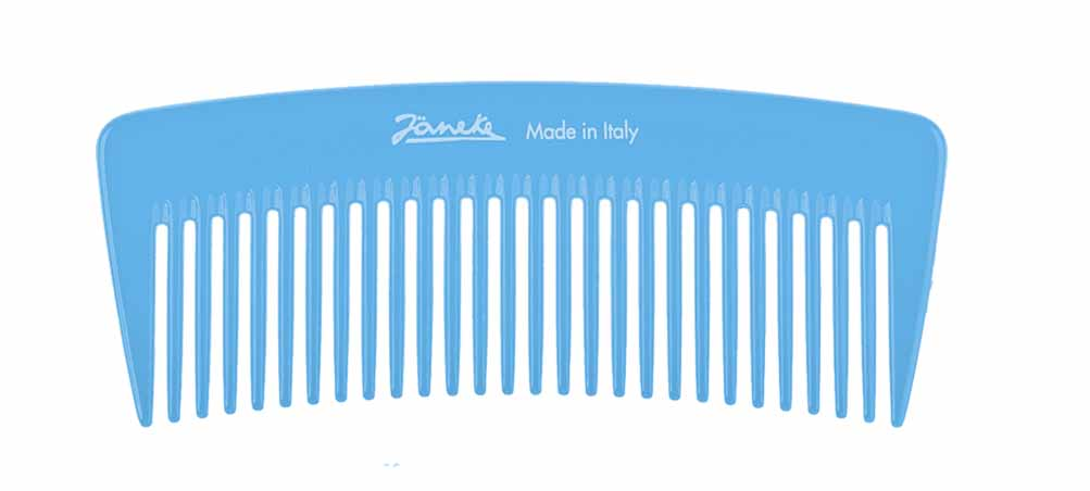 Wide-teeth styling comb 12 cm Cod. 82855 AZZ
