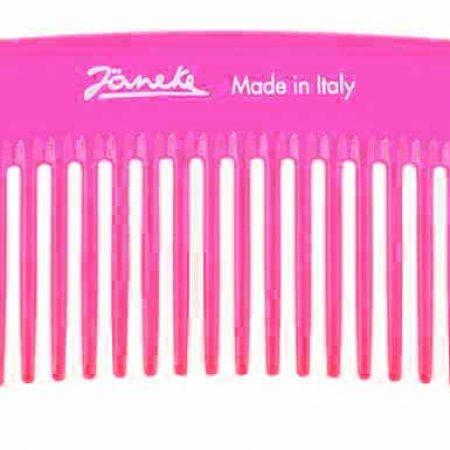 Гребень с редкими зубьями для создания причёски 12см Код 82855-FUX