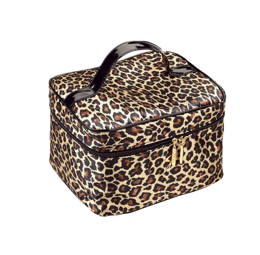 Spotted quilted travel bag, small Cod. A4353VT