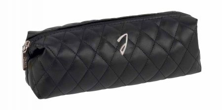 Black quilted pouch Cod. A6129VT NER