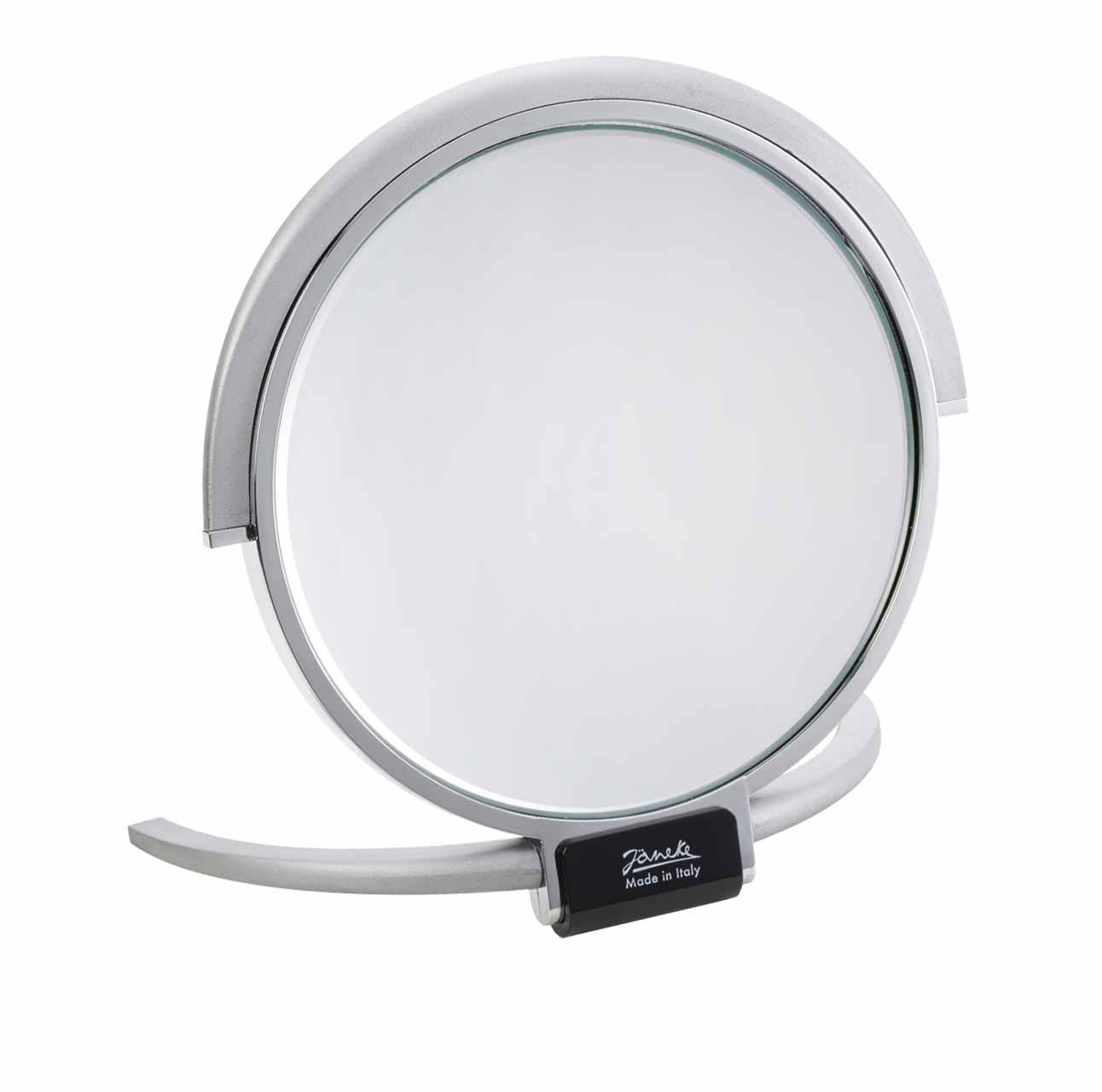 Specchio da toeletta da appoggio ingrandimento x3 diametro 130 cod al442 3 janeke 1830 - Specchio da appoggio ...