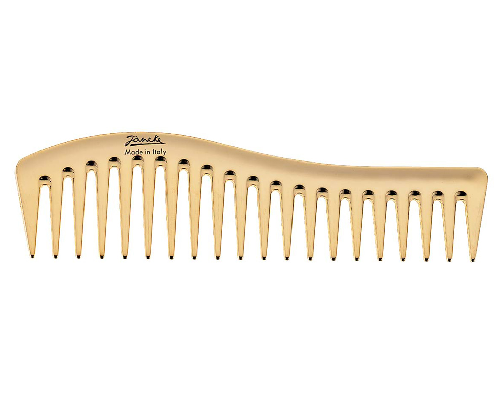 Wavy comb for gel application Cod. AU805
