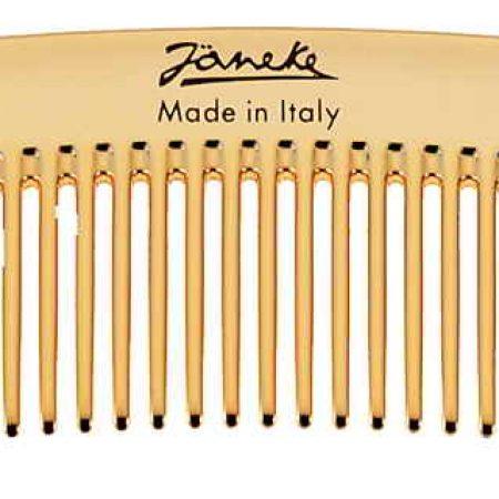 Расчёска золотистая для создания причёски Код AU855