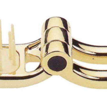Щётка складная золотистая Код AUSP04