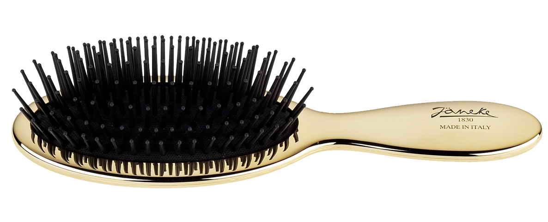 Golden pneumatic brush, small Cod. AUSP21