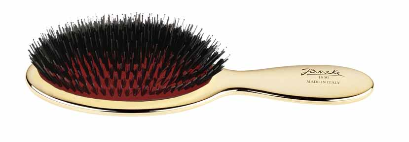 Golden brush, small, with bristles and nylon reinforcement Cod. AUSP21M