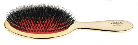 Golden brush with bristles and nylon reinforcement Cod. AUSP22M