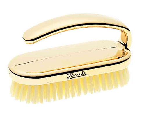 Golden nails brush Cod. AUSP38