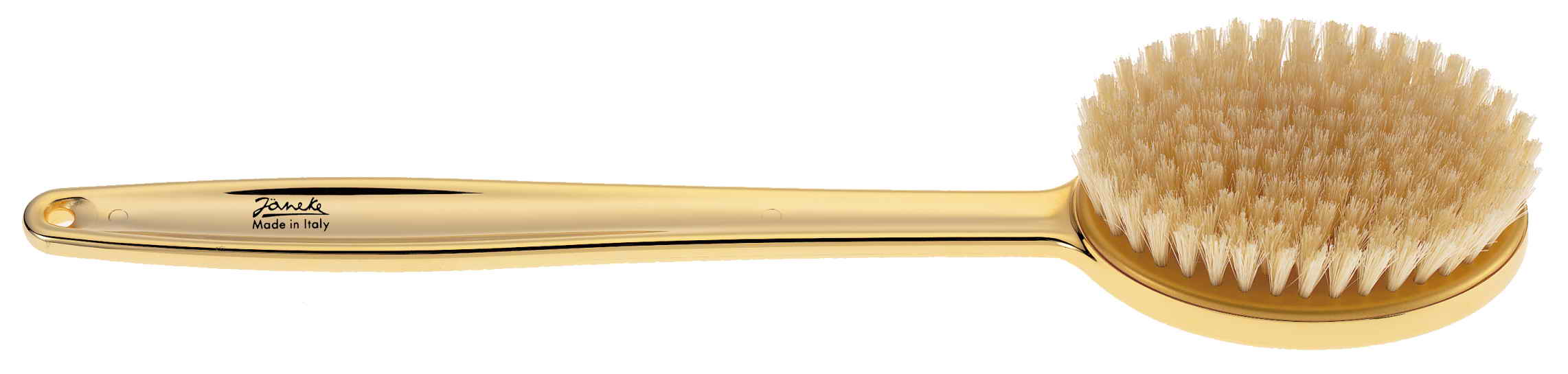 Golden long handle back brush Cod. AUSP39