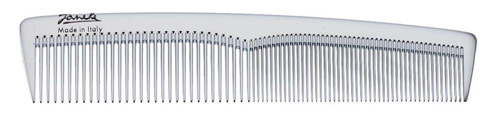Chromium toilette comb bigger size Cod. CR803